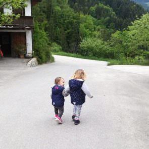 Familienurlaub in Reith