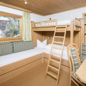 Familienzimmer für 3 Kinder