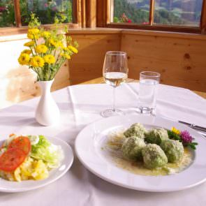 Essen am Pinzgerhof