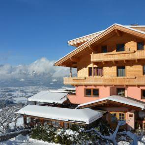 Pinzgerhof Winter